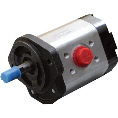 NorTrac Bi-Directional Gear Pump - 8 GPM, 5/8in. Dia. Shaft, Model# CB2A-F9SXA (Pump Hydraulic Gear)
