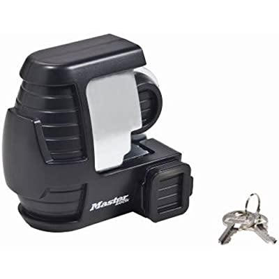Master Lock Trailer Lock, Universal Trailer Coupler Lock, 379DAT: Automotive