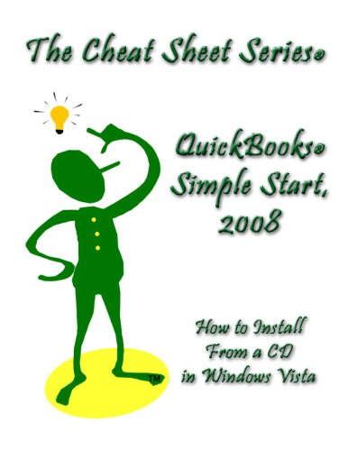 Quicken   How To Install From A Cd With Windows Vista  The Cheat Sheet Series