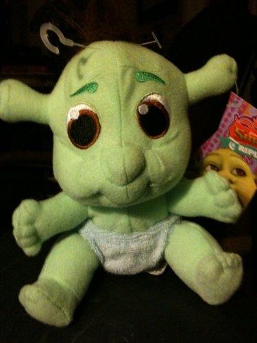 Amazon.com: Shrek trillizos Baby Boy con pelo y pañal azul ...