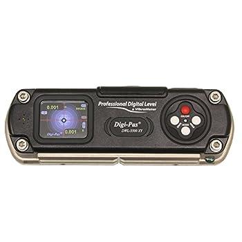 Digi-Pas DWL3500XY 0.001-Degree Resolution Dual Axis Digital Master Machinist Level