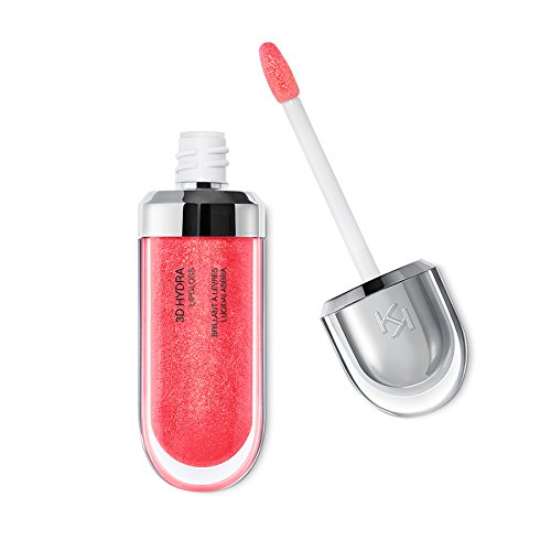 KIKO MILANO - 3d Hydra Lip Gloss 11 Softening Lipgloss for a 3D look | Golden Red Color | Non-Comedogenic | Professional Makeup | Made in Italy