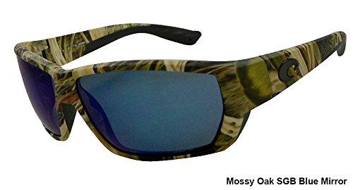 Costa Del Mar Tuna Alley Sunglasses Mossy Oak Shadow Grass Blades Camo