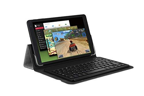 Kurio Smart 10-Inch Tablet – (Black) (AMD A8 8127 Processor, 1 GB RAM, 16 GB HDD, Android 8.0 (Go))