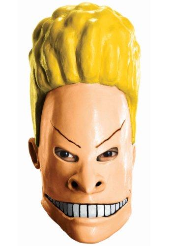 Rubie's Costume MTV Beavis and Butt-Head Adult Beavis Mask  Multicolored  One -