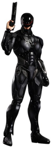 Square Enix Play Arts Kai 2014 Robocop 3.0 Action Figure - Square Enix Play Arts