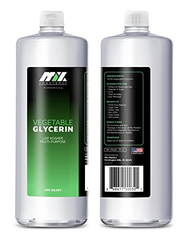 able Glycerin USP Kosher - 1 Quart (43 oz.) ()