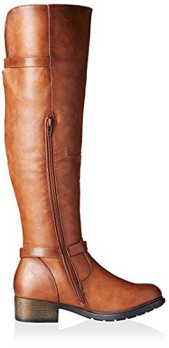 Olivia Mulberry Miller Boot Women's Brown CrAqCE