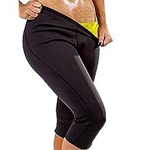 SEXYWG Women Slimming Pants Hot Thermo Neoprene Sweat Sauna Body Shapers