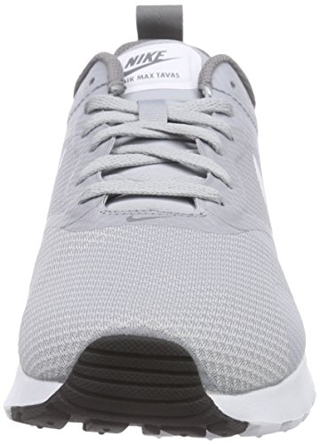Nike Mens Air Max Tavas Wolf Grey/White/Cool Grey/Wht Running Shoe 10.5 Men US C5gRW0A0h