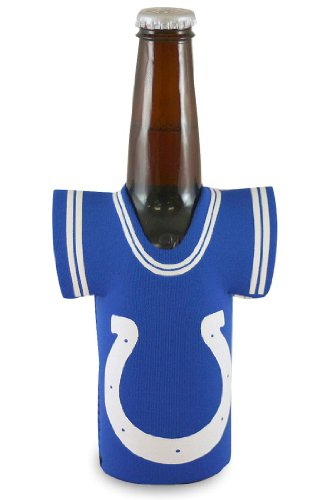 Colts Indianapolis Jersey Blue Football (NFL Indianapolis Colts Bottle Jersey  - Royal Blue)