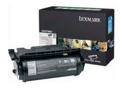 (Lexmark 12A9686 Extra High Yield - black - original - toner cartridge LRP - for T632, 634, 634dtn-32)