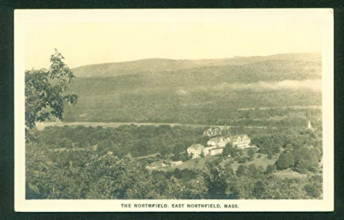 The Northfield East Northfield Massachusetts Hotel Chateau RPPC Postcard