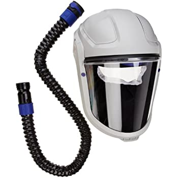 Breathecool Ii Supplied Fresh Air Respirator System W Half Face Mask