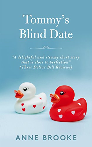 Book Cover Tommy's Blind Date by Anne Brooke
