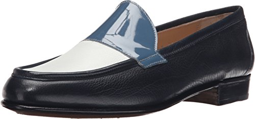 gravati-womens-calf-leather-loafer-navy-white-blue-shoe