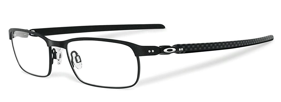 Oakley - TINCUP CARBON OX 5094, Geometric, titanium, men, MATTE COAL(5094-01),  52 17 138  Amazon.co.uk  Clothing f4dfa3f709a6