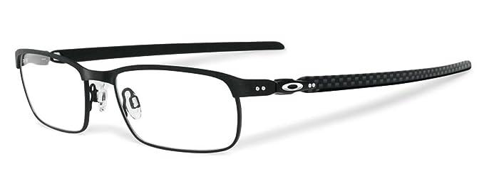 8f7e77d4a5 Eyeglasses Oakley Frame OX 5094 509401 POWDER COAL  Amazon.ca ...