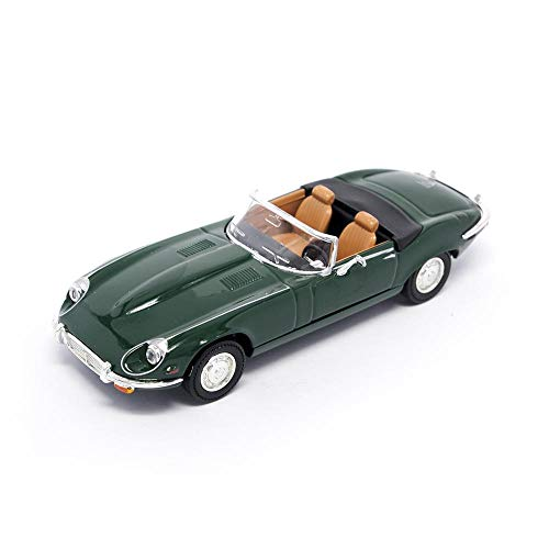 Road Signature 94244 Scale 1:43 1971 Jaguar E-Type, Green