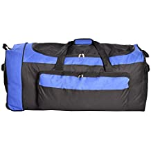 CWC Collapsible 36 Inch Wheeled Duffel Bag