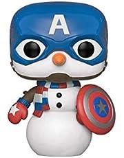 Funko Pop! Marvel Holiday Captain America (PS4//xbox_one/)