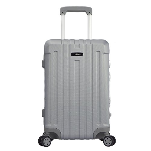 """TPRC 20"""" Seattle Collection Hardside Carry-On Luggage"""
