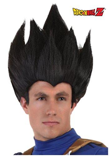 Adult Vegeta Wig - ST (Vegeta Costumes)