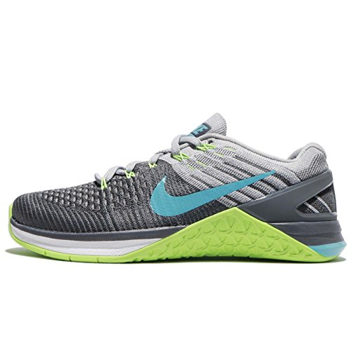 Flyknit 8 Metcon Polarized Wmns Grey NIKE DSX US Blue Womens Dark OIqxCgT