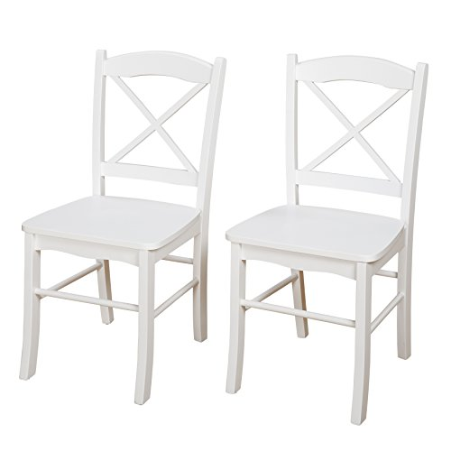Target Marketing Systems 17018AWT PR Tiffany Dining Chairs,