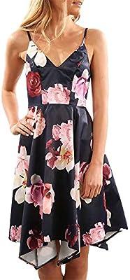 Mebeauty-CL Vestido de Las Mujeres Vestido Elegante de Las Mujeres ...