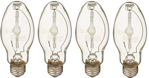 Westinghouse, 100 Watt E26 Medium Base, M90/E ANSI ED17 Metal Halide HID Light Bulb … (4 Pack)