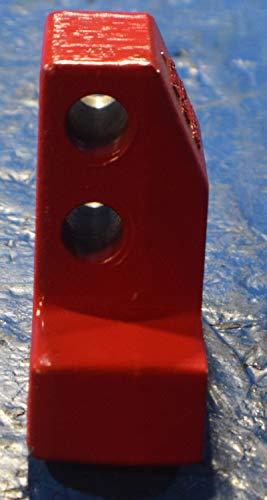 CUMMINS ISX AIR COMPRESSOR MOUNT BRACKET BRACE PN: 3680444 NO CORE -> 10260
