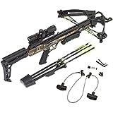 Carbon Express X-FORCE Piledriver 390 Badlands Camo with Crank Xbow Kit