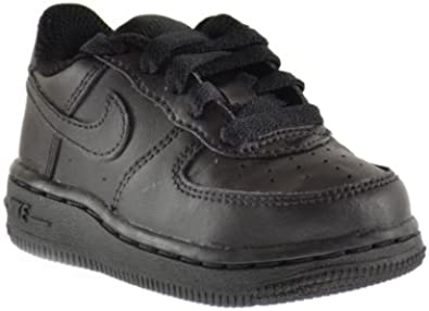 Nike Force 1 (TD) Baby Toddlers Shoes BlackBlack 314194 009