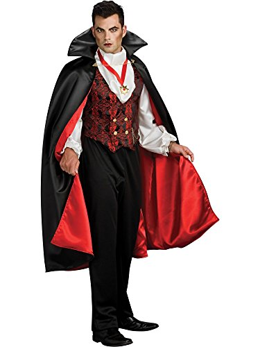 Rubie's Transylvanian Vampire, Multicolored, One Size Costume -