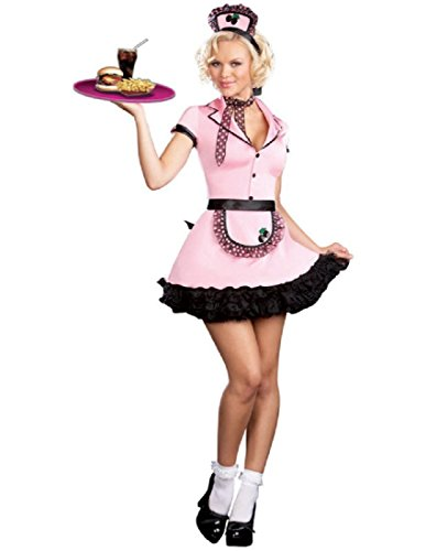 Sherri Cola Costume - Large - Dress Size 10-14 ()