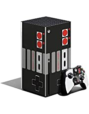 MIGHTY SKINS Skin Compatible with Xbox Series X Bundle - Retro Gamer 3   Protective, Durable, and Unique Vinyl Decal wrap Cover   Easy to Apply and Change Styles   Made in The USA