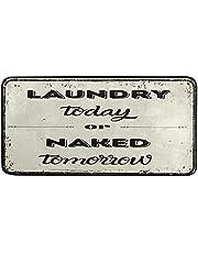 Area Rug Retro Laundry Room Sign Non-Slip Washable Home Decor Indoor Sofa Bedroom Long Floor Door Mats Festival Party dormate72x24inch