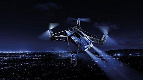 Parrot Airborne Night MiniDrone - Maclane (Blue)