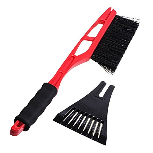 Naladoo New Launch Car Vehicle Durable Snow Ice Scraper Snow Brush Shovel Removal for Winter