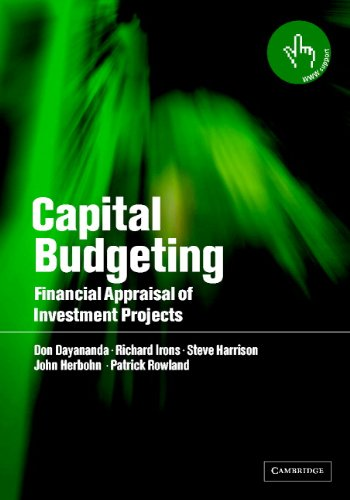 download capital budgeting  financial appraisal of