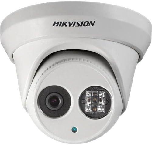 Hikvision Ds 2cd2342wd I 4 Mm Festobjektiv Ir Exir Turret Cctv Netzwerkkamera Baumarkt