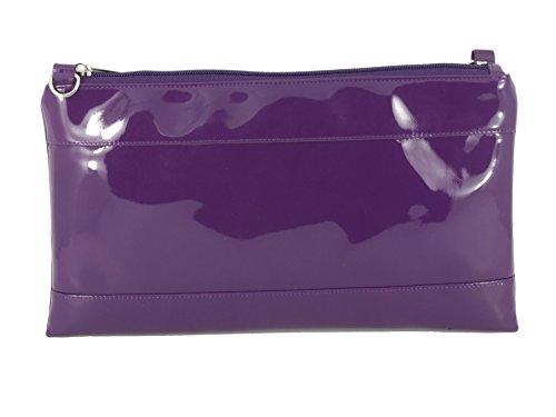 LONI LONI femme Sacs violet bandoulière Sacs q5nfx7pdq