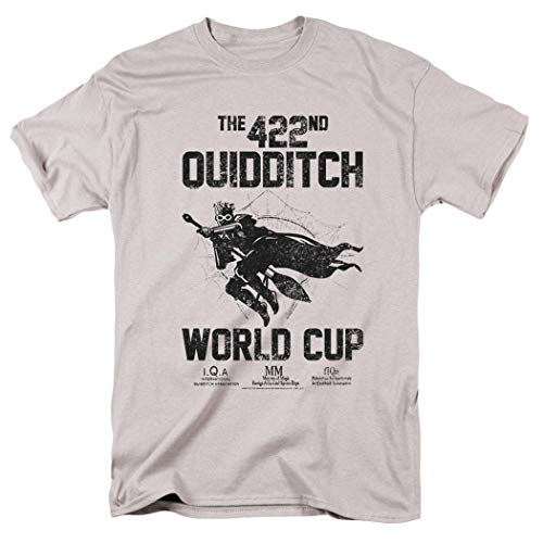 Popfunk Harry Potter Quidditch World Cup T Shirt (X-Large) ()
