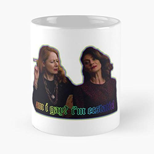 Caos Chilling Adventures Of Sabrina Madam Spellman Satan Gift Coffee/tea Ceramic Mug Father Day