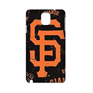 RAROFU Coolest San Francisco Giants Custom Case for Samsung Galaxy Note 3 N9000 3D
