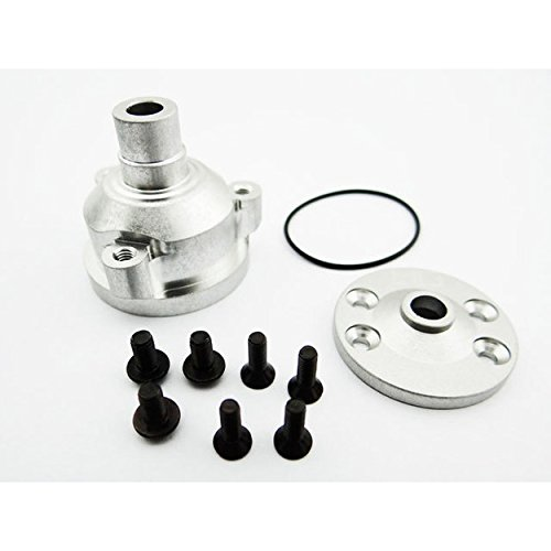 (Hot Racing SLF25H Aluminum Center Differential Case -)