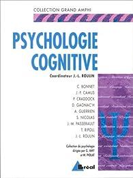 Psychologie cognitive par Jean-Luc Roulin