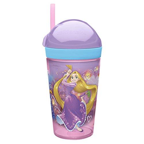 Disney Princess Tritan Plastic Fruit Infuser Water Bottle