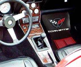 - Chevrolet CHEVY CORVETTE C-3 C3 C 3 1980 1981 1982 INTERIOR BURL WOOD DASH TRIM KIT SET